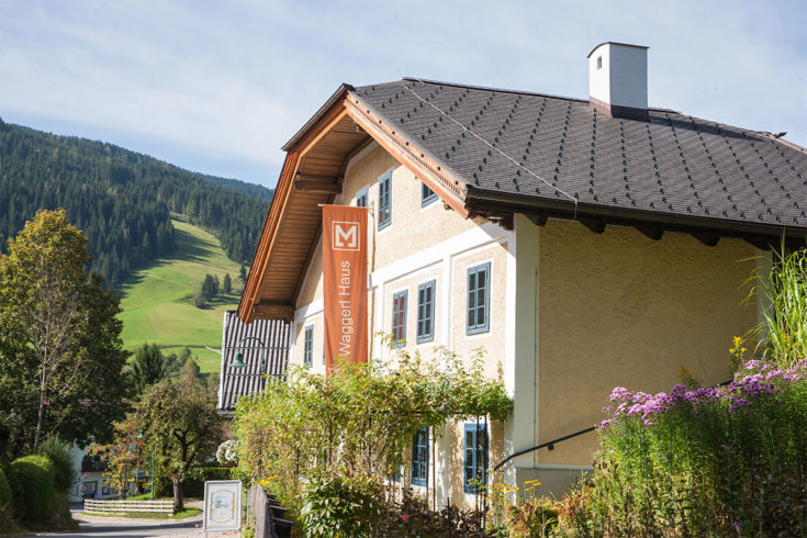 Ausflugsziel Waggerl Haus