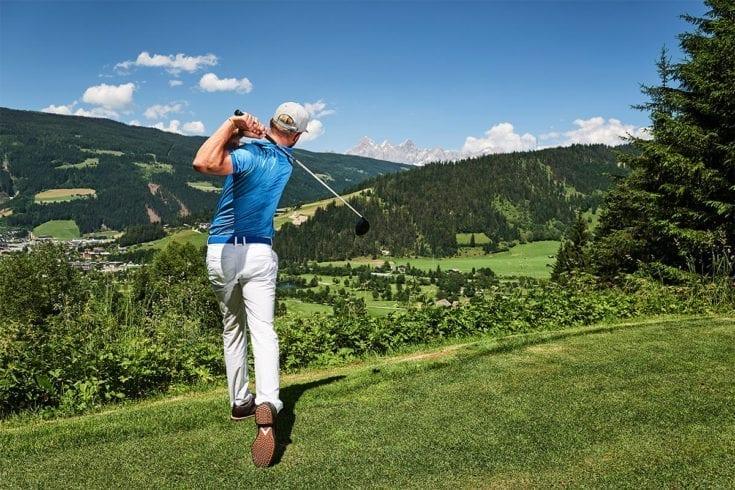 Golfclub Radstadt Sommerurlaub 2