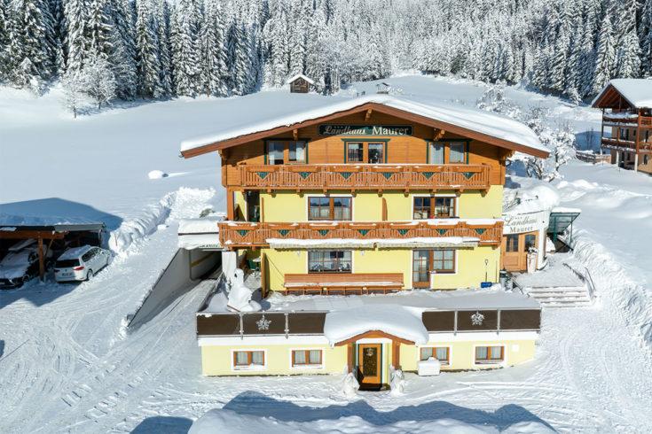 Landhaus Maurer Winterurlaub 1