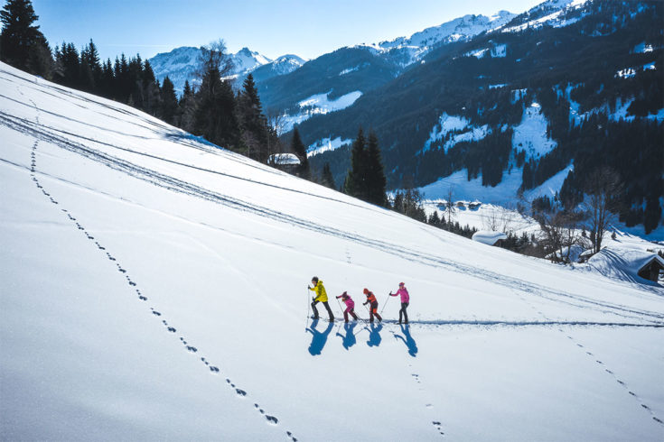 Schneeschuhwandern - Winterurlaub in Wagrain-Kleinarl, Snow Space Salzburg