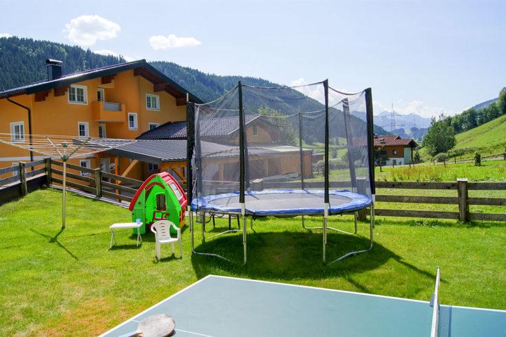 Spielplatz - Landhaus Maurer