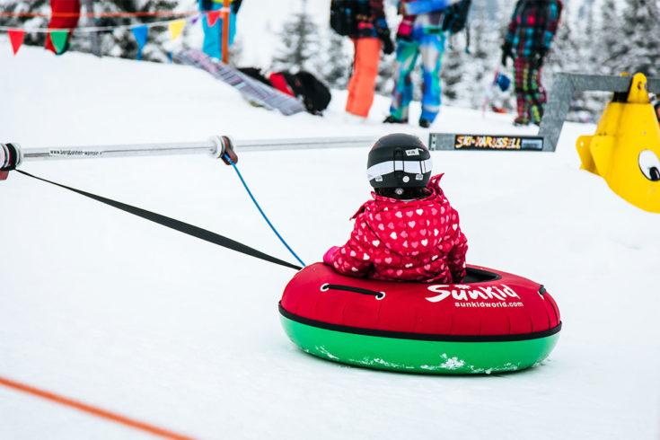 Wagraini's Winterwelt - Skiurlaub in Wagrain, Snow Space Salzburg