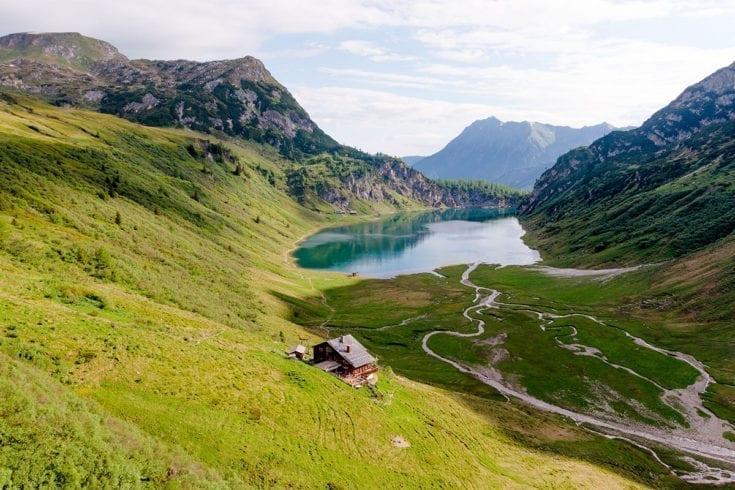 Wandern Sommerurlaub Wagrain 3